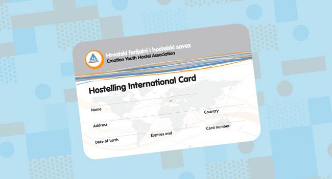 Membership and discounts - HI Croatia
